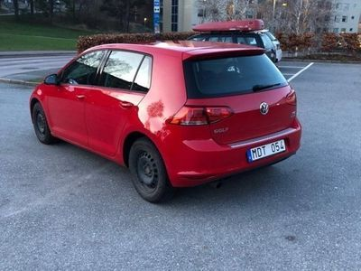 begagnad VW Golf 1.2 TSI