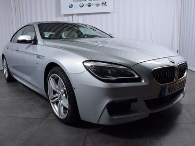 begagnad BMW 640 d Gran Coupé / 0,95% RÄNTA / 1.106.550:-