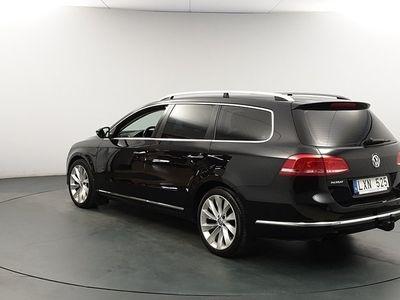 begagnad VW Passat 1.4 TSI Multifuel Variant (160hk)