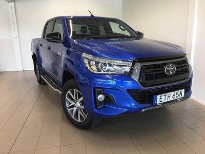 begagnad Toyota HiLux Dubbelhytt 2.4 AWD