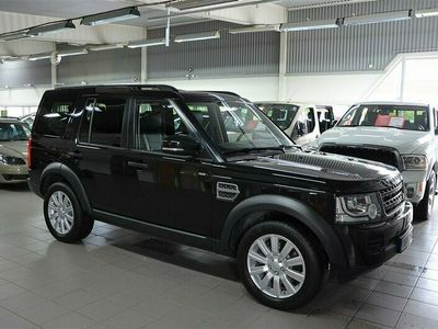 begagnad Land Rover Discovery 3.0 TDV6 4WD 7-SITS 2016, SUV Pris 299 000 kr