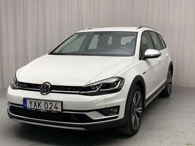 begagnad VW Golf Alltrack 1.8 TSI Sportscombi 4Motion (180hk)