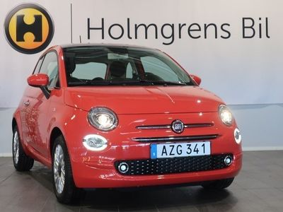 used Fiat 500 1.2 69hk PRIVATLEASING Fr. 2198:-