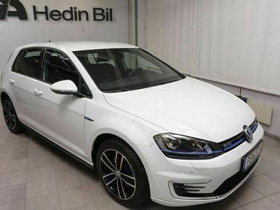 begagnad VW Golf GTE 1,4TSI Aut Plug - In Hybrid 5D