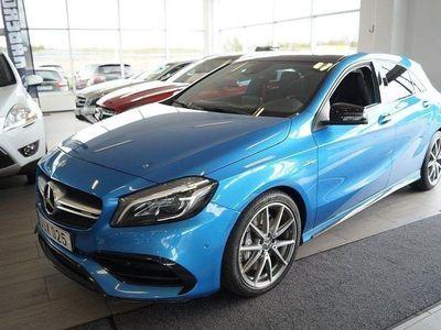 begagnad Mercedes A45 AMG AMG4MATIC Exclusive 381hk