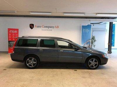 begagnad Volvo V70 2.5T Dynamic Edition/DRAG 210hk