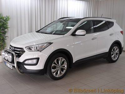 gebraucht Hyundai Santa Fe 2.2 CRDi-R 4WD AUT -13