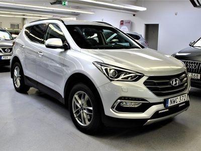 begagnad Hyundai Santa Fe 2.2 CRDi 4WD 7-sits EURO 6 / -16
