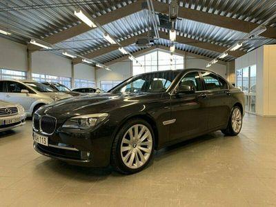 begagnad BMW 740 d xDrive 306HK / Dynamic drive / Softclose / Keyless