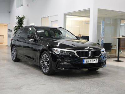 begagnad BMW 520 d xDrive Touring Sport Line Navi Värmare Backkamera