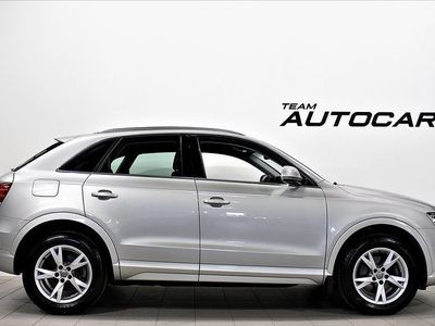 usata Audi Q3 2.0 TDI quattro S Tronic Pro Line Euro 6 150hk