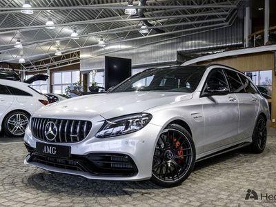 begagnad Mercedes C63S AMG AMG Kombi