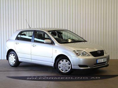 begagnad Toyota Corolla 1.4 VVT-i 5dr 97hk