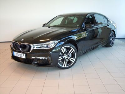 used BMW 730 d xDrive M Sport