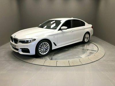 begagnad BMW 530 i xDrive / Sedan / M sport / 252hk