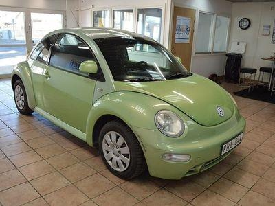 begagnad VW Beetle New2.0 alning ordnas 2000, Personbil 24 900 kr