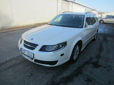 begagnad Saab 9-5 2.3t Kombi 2008 Automat endast 16937 mil 1 ägare