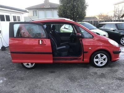 begagnad Peugeot 1007 1,4 eldörrar byte/avbet 0% ränta