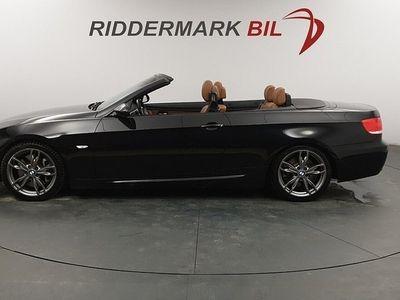 begagnad BMW 335 Cabriolet i E93 (306hk) M Sport, Comfort