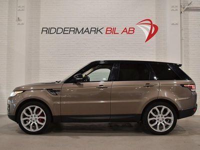 begagnad Land Rover Range Rover Sport 3.0 SDV6 (306hk)