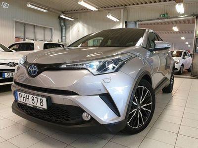 begagnad Toyota C-HR 1.8 Elhybrid Executive JBL / Vint -17