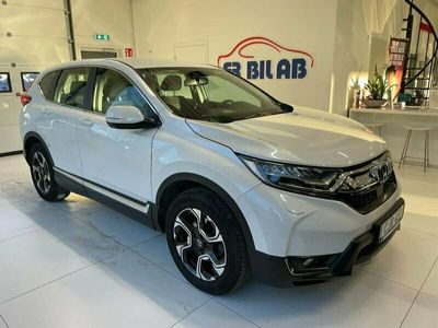 begagnad Honda CR-V 1,5 Elegance 2wd service avtal 2019, SUV Pris 254 900 kr