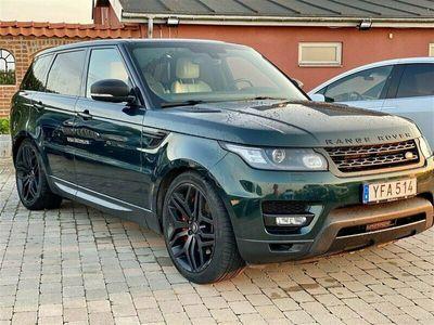 begagnad Land Rover Range Rover Sport 3.0 SDV6 4WD HSE Dynamic Fullutrustad