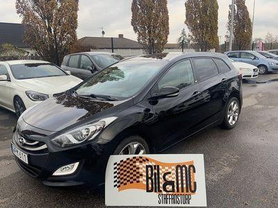 begagnad Hyundai i30 cw 1.6 CRDi 110hk Go