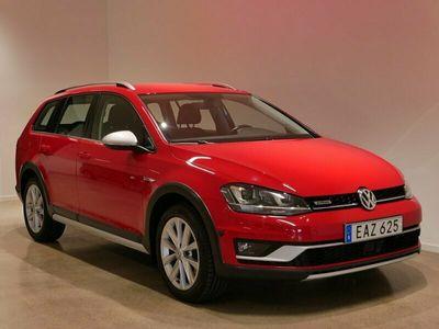 begagnad VW Golf Alltrack Sportscombi TSI 180Hk DSG 4M