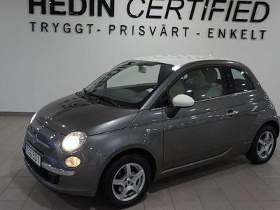 brugt Fiat 500 Fiat 500 1.2 Manuell, 69hk, 2016