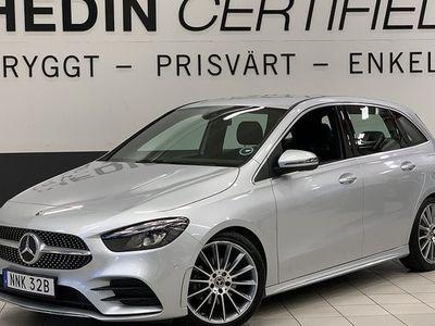begagnad Mercedes 200 Benz B d 8G-DCT AMG Widescreen 2019, Personbil 299 900 kr