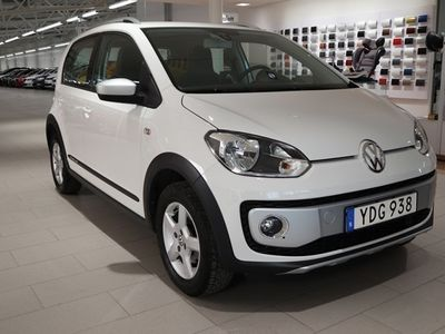 gebraucht VW cross up! Motorvärmare/Navigation/aux