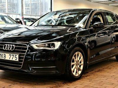 begagnad Audi A3 1.6 TDI   Attraction   Xenon   2014, Halvkombi Pris 118 900 kr