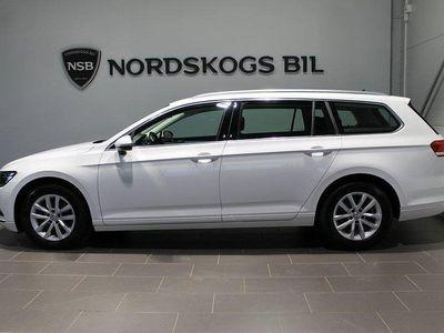 begagnad VW Passat 2.0 TDi D.Värmare DSG Euro