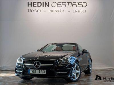 begagnad Mercedes SLK350 // AMG & MINNESPAKET //