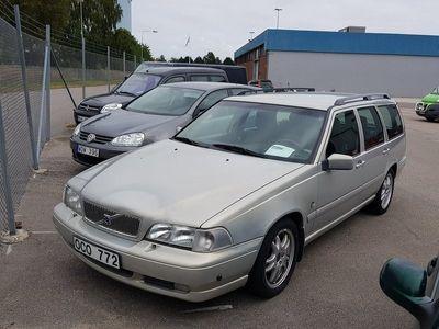 usado Volvo V70 2.4 GLT 170hk, Drag -00