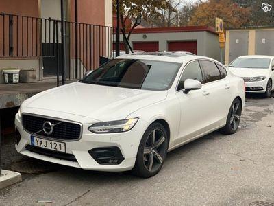 begagnad Volvo S90 R-design AUT SE UTR -17