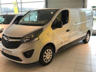 begagnad Opel Vivaro L2 H1, 1.6 CDTI 125hk,Värmare, Drag