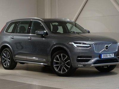 begagnad Volvo XC90 D5 AWD Inscription 5-säten
