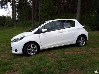 begagnad Toyota Yaris 1,4 Diesel -13