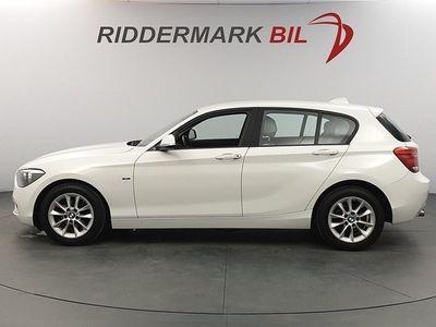 begagnad BMW 116 i Steptronic Urban Line H-skinn Sport Pdc