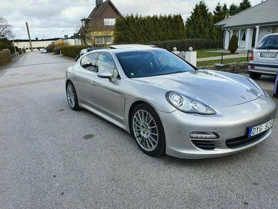 begagnad Porsche Panamera 970DIESEL