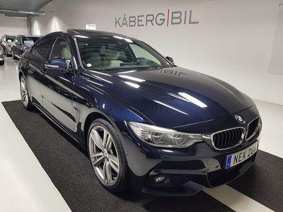 begagnad BMW 430 Gran Coupé d xDrive M-Sport 258hk