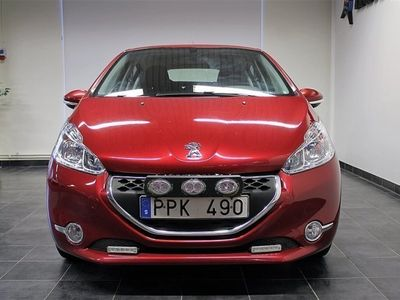begagnad Peugeot 208 1.4 e-HDi (68hk) Automat Nyservad -12