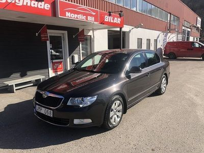 begagnad Skoda Superb 1.8T 15057mil Sedan 160hk