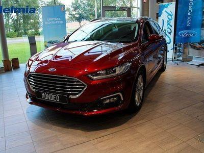 begagnad Ford Mondeo Kombi Hybrid 2.0HY 187 Titanium HEV A