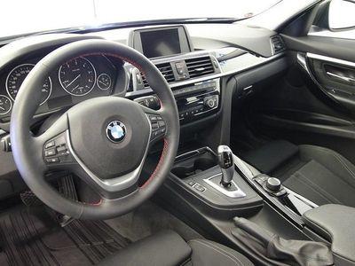 begagnad BMW 318 d Touring Aut Sportline