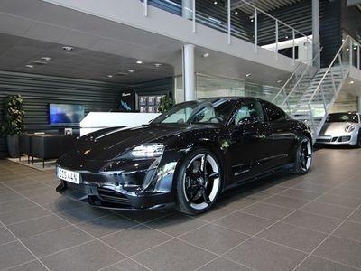 begagnad Porsche Taycan Turbo 2020, Personbil 1 915 700 kr