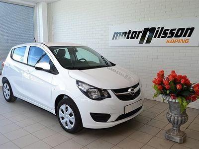 begagnad Opel Karl 1.0 Enjoy (75hk) med 3-års FRI SERVICE & IntelliLink
