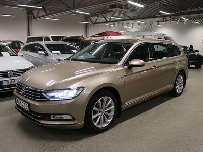 begagnad VW Passat Variant 2.0TDI 4Motion Executive Euro 6 150hk